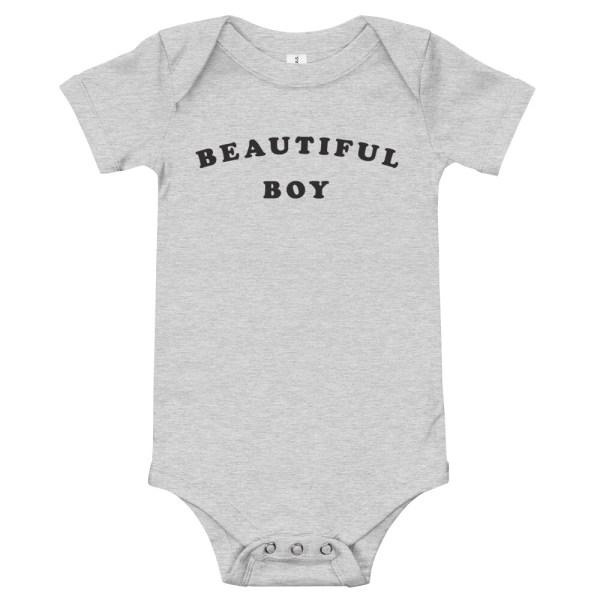 Beautiful Boy Baby Bodysuit