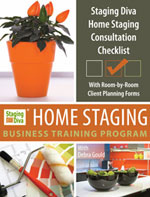 Home Staging Consultation Checklist
