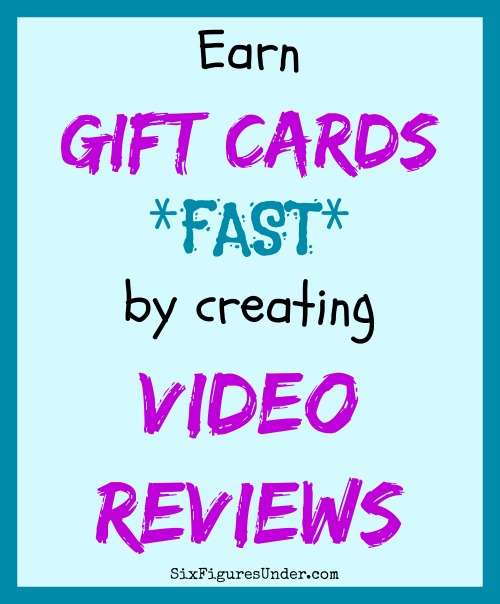 This is my favorite and most effective way to earn gift cards online!