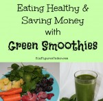 Saving Money with Green Smoothies