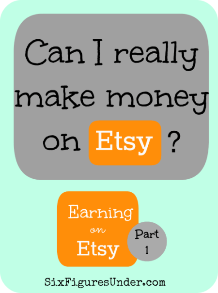 Spoiler: You CAN really earn money on Etsy! With this Etsy guide you'll be able to get your shop set up with the right items at the right prices to be successful!