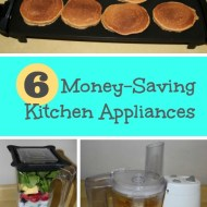 6 Kitchen Appliances That Save Us Money