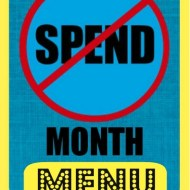 No-Spend Month Menu