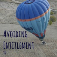 Avoiding Entitlement in Debt Repayment