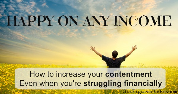 Happy on any Income fb
