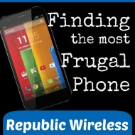 Republic Wireless Experiment and Review– Finding the Most Frugal Phone
