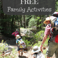 Our Favorite Free Family Activities