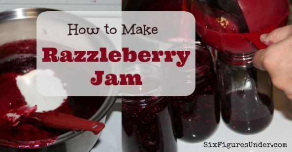How to Make Razzleberry Jam Tutorial