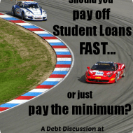 Should You Pay Off Student Loans FAST or Just Pay the Minimum?