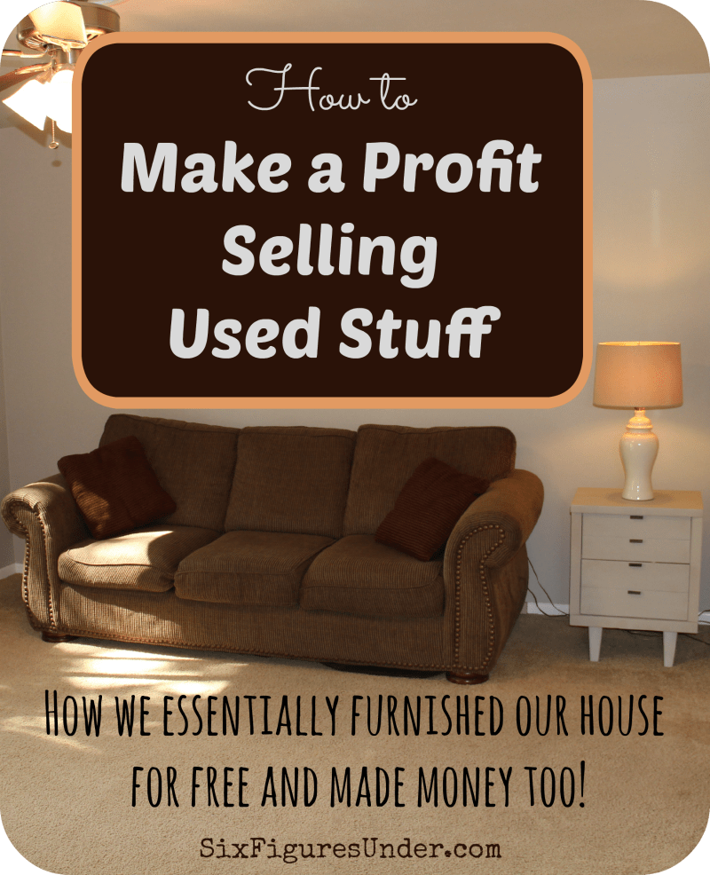 d55e7f473 Three keys to making a profit selling used stuff. Also, how to get started