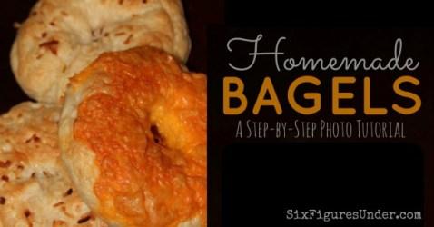 Homemade Bagels fb