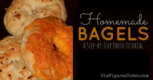 Delicious Homemade Bagel Recipe and Tutorial