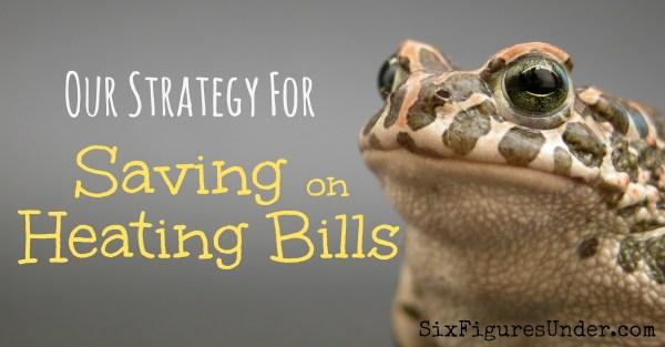 saving on heating bills fb