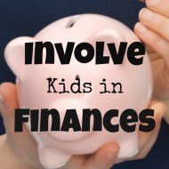 Involve the Kids in Finances– Frugal Fresh Start- Day 12