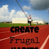 Create Frugal Habits– Frugal Fresh Start- Day 20