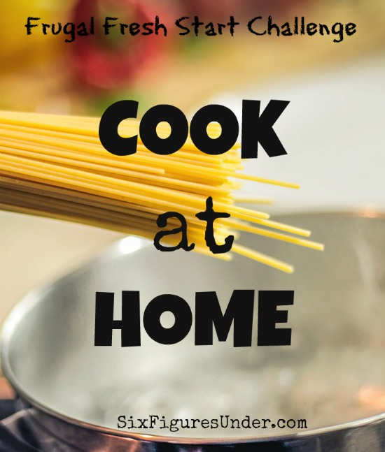 With some practice and some adaptations, you can make cooking at home work for you. It's no only good for your wallet, but it's good for your body. Increasing how much you cook at home is possible for everyone!