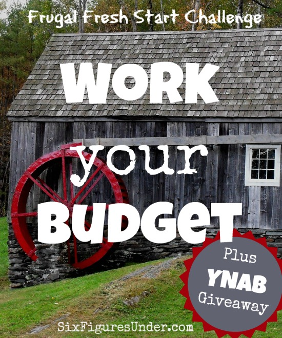 The best thing for our budget was to move away from the traditional budgeting model and adopt the YNAB method. Set your budget up for success with this intuitive and effective method!