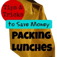 Pack Your Lunch– Frugal Fresh Start- Day 8