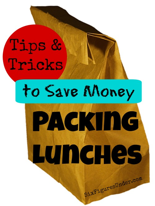 If you have a habit of eating out for lunch, grabbing something to eat on the go, or sending your kids with lunch money, then you have lots money-saving potential in packing your lunch. Here are some great money-saving tips and tricks to get you started!