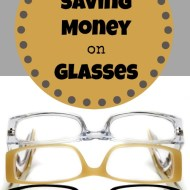 How to Save Money on Glasses