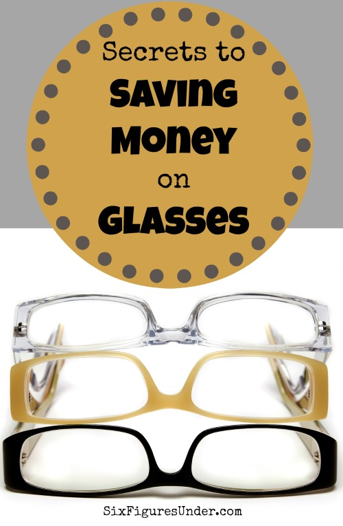Between lenses, frames, and exams, prescription eyeglasses can be expensive! You can save money on glasses by learning a few great secrets. But be careful-- getting glasses cheap is addicting!