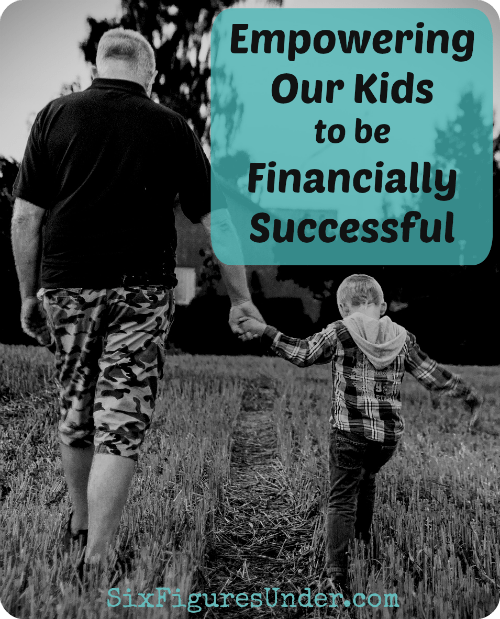 Financially speaking, are we giving our children fish or teaching them to fish? When we help our children to help themselves, we empower them to be successful. Here's some inspiration and tips to get you started!