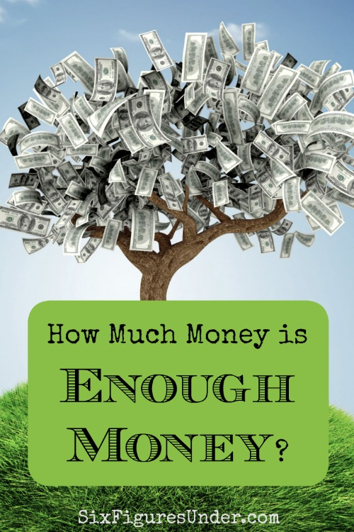 The secret to having enough money is in your mindset and your management.  Don't wait until you have more money before you start managing it wisely.