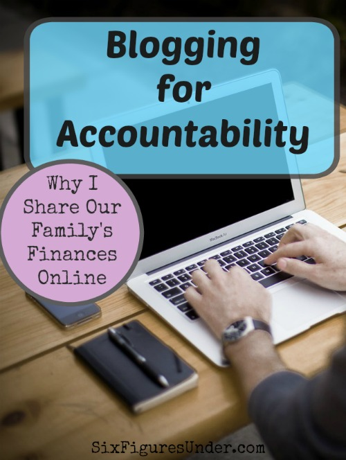 Whether your goal is to get out of debt or to lose weight, a blog can be a great way to stay accountable. Here are some tips for blogging for accountability.