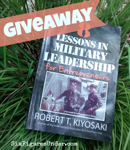 8 Lessons in Military Leadership for Entrepreneurs Giveaway