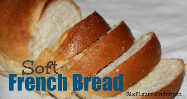 Soft French Bread Step-by-Step Tutorial