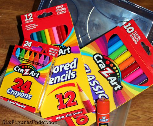 In July, August, and September, the deals on school supplies abound! Do you take advantage of them? Here's why you should stock up on school supplies during back-to-school sales!