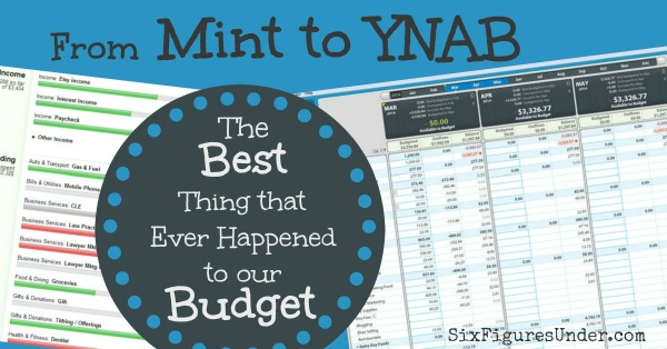 Why we switched from Mint to YNAB: The best thing that ever happened to our budget