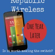 Republic Wireless: A Year Later