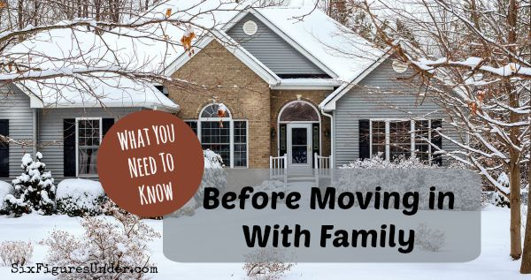 What you need to know before moving in with family to save money