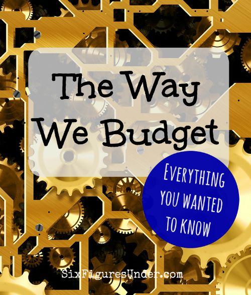 A collection of 12 budgeting posts that will teach you everything you wanted to know about how to budget! It's really a lot more fun than it sounds!