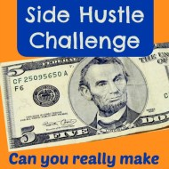 Fiverr Side Hustle Challenge– Accepted