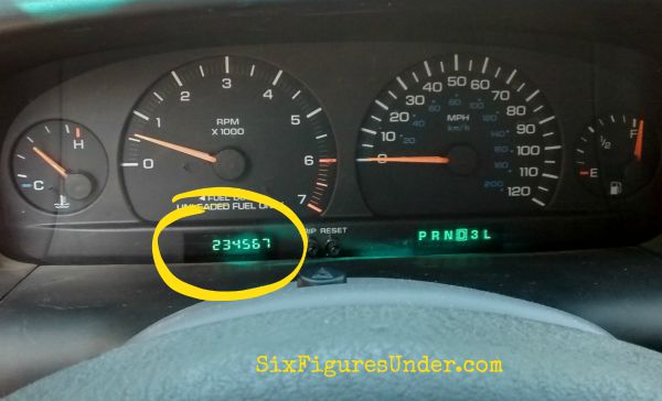 Is a Used Car Worth It-- Cool Odometer Reading