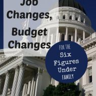 Job Changes, Budget Changes