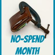 No-Spend Challenge Check-in– Week #1