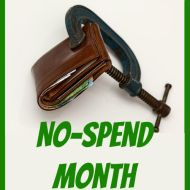No-Spend Challenge Week #2– A Few Hangups & a YNAB Tip