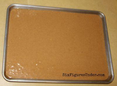 Pumpkin Sheet Cake is light, fluffy and moist