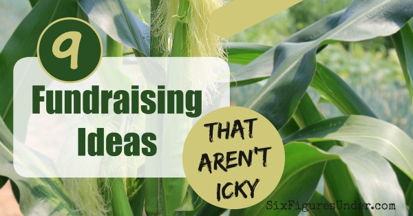 Fundraising ideas for your school, church, team or troop that aren't icky!