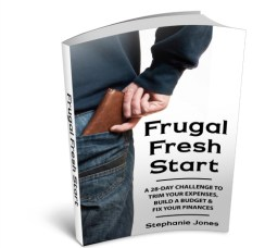 Frugal Fresh Start by Stephanie Jones