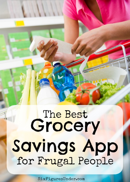 Not all grocery savings apps are created equal.  Some just cause you to spend more money buying stuff you don't need or they are just plain not worth the effort.  She's got some good arguments for this one so I'm going to give it a try.