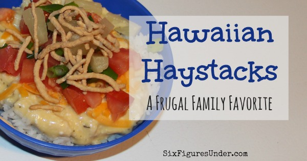 You can't go wrong with Hawaiian Haystacks-- Everyone loves them!