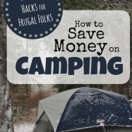 How to Save Money on Camping