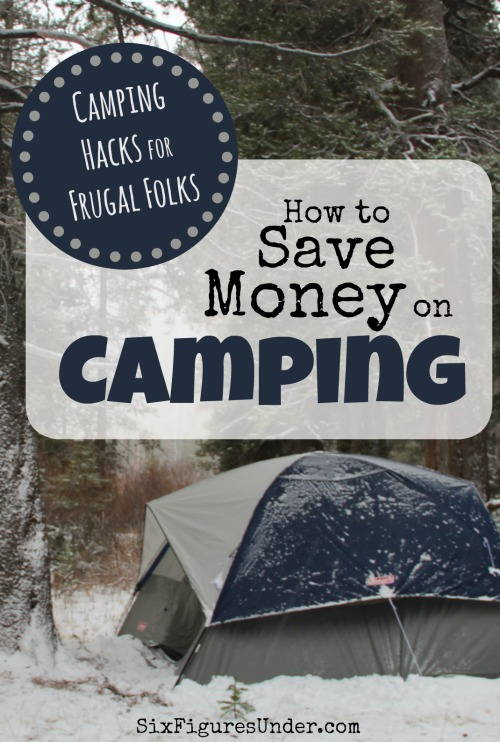 If you're looking for a frugal family adventure instead of an expensive vacation, camping is where it's at. Camping is naturally cheap, but with these hacks to save money on camping, it's nearly free!