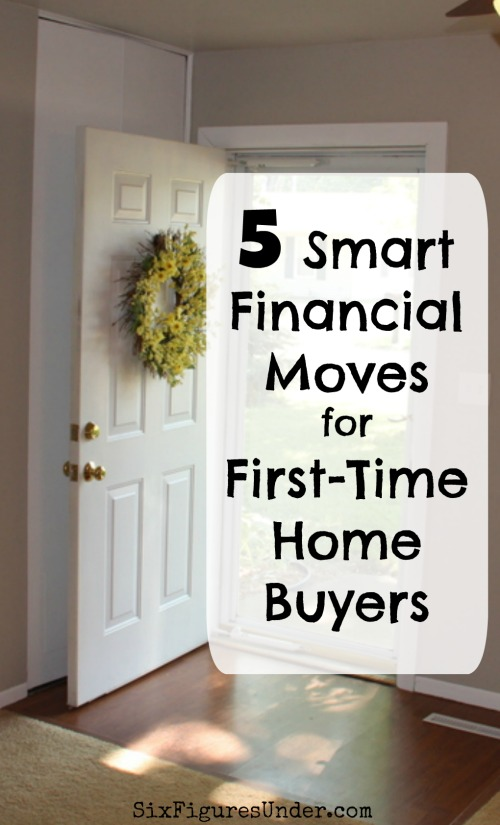 Being a first-time home buyer can be pretty overwhelming, but looking back we made some really smart financial moves when we bought our first house!