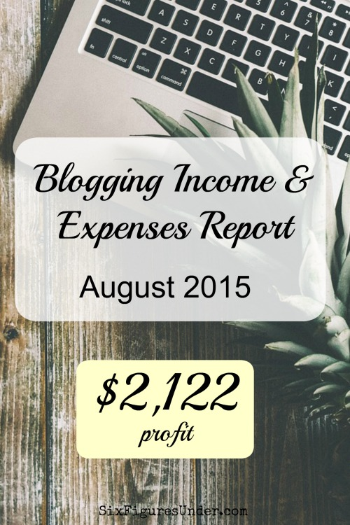 See the blog income details of someone who has been blogging less than two years. If you want to see how it's possible to earn money blogging, this is for you!