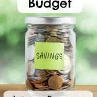 October 2016 Budget Report